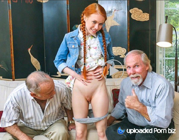 Dolly Little Two Old Grandfather Seduced A Young Neighbor Girl SD
