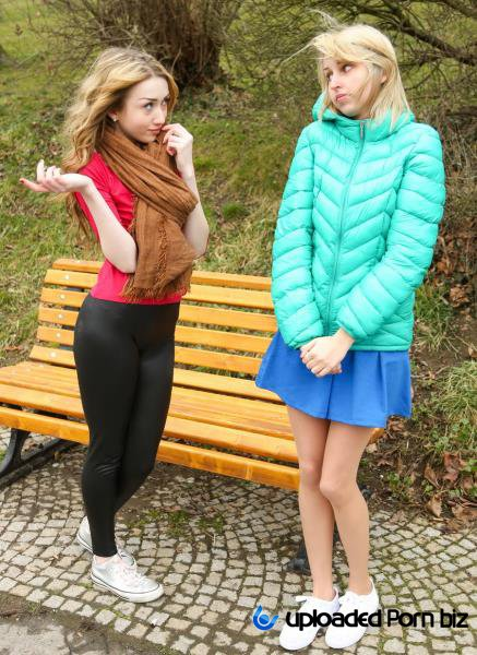 Vlada B, Ellen H 2 Horny Russian Teens Sharing 1 Dick HD 720p