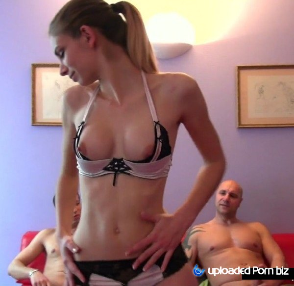 Linsey Two Guys Pickup And Fuck Skinny Girl In France FullHD 1080p