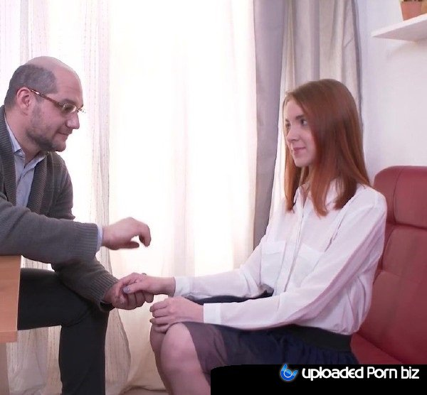 Sandra Shy Student Girl Fucked By Old Teacher HD 720p