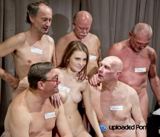 Timea Bella Teen Gang Bang By Old Man FullHD 1080p