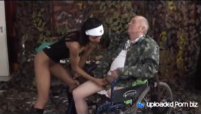 Amateur Handicap Sex In Wheelchair SD 480p