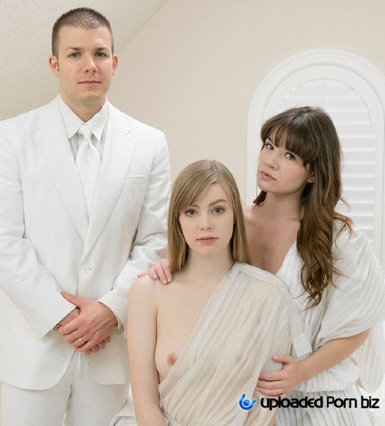 Alison Rey and Dolly Sex With Two Mormon Girls FullHD 1080p
