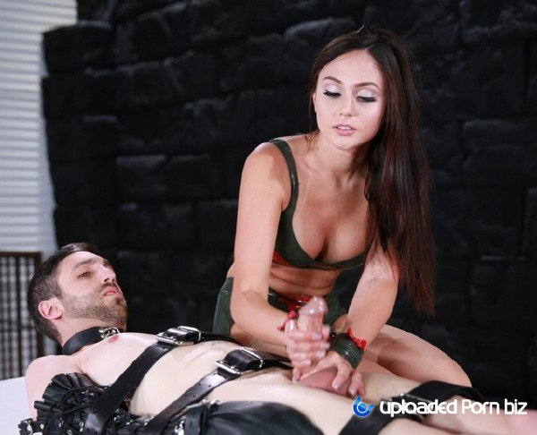 Ariana Marie Femdom And Jerking Dick FullHD 1080p