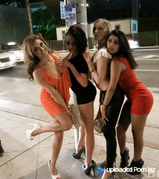 Amateur Girls Night Out SD 540p