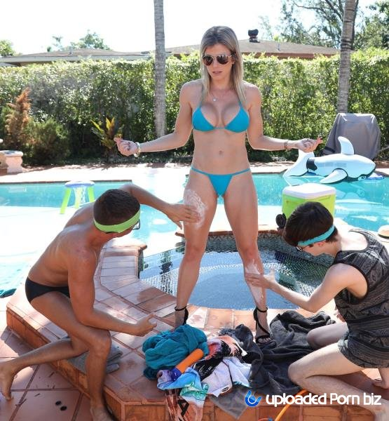 Cory Chase Stepmom Fuck StepSon And His Friend SD 480p