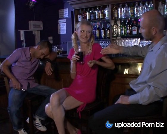 Sandra Teen Fucked In The Bar FullHD 1080p