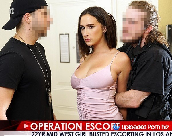 Ashley Adams Two Policeman Fuck Hot Girl SD 480p