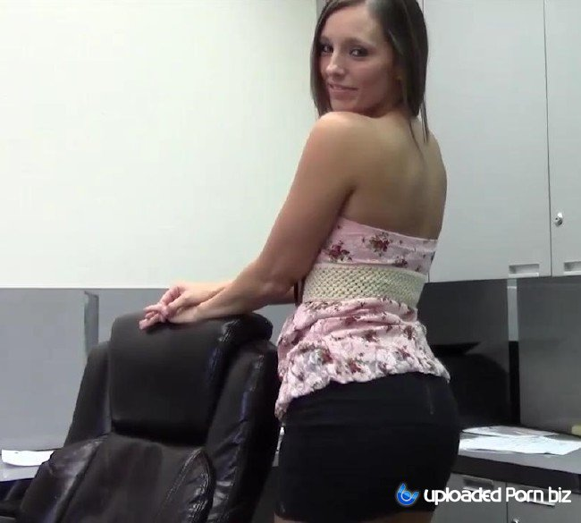 Jamie Jackson Sex In Office HD 720p