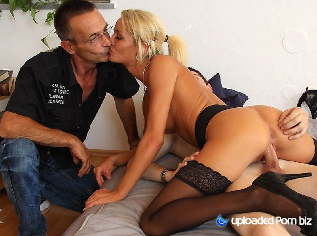 Old Man Young Girl Creampie