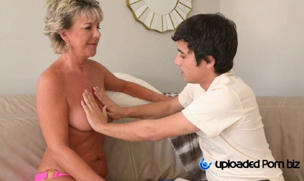 Constance Joy Mature Wooman Have Sex With Virgin Boy FullHD 1080p