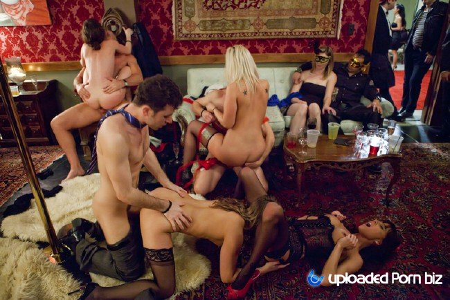 Pornstar A Real Swingers Party in San Francisco SD 320p