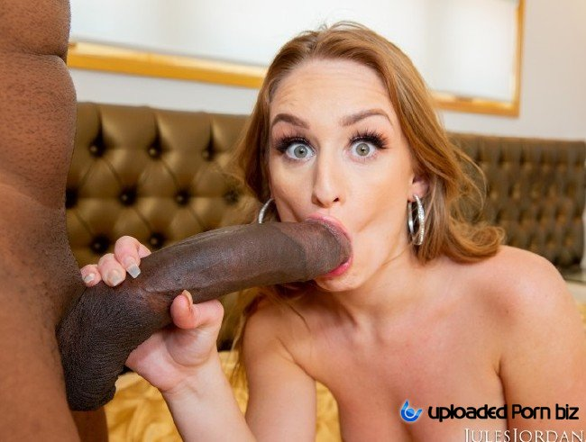 Daisy Stone First Time Try BBC SD 360p