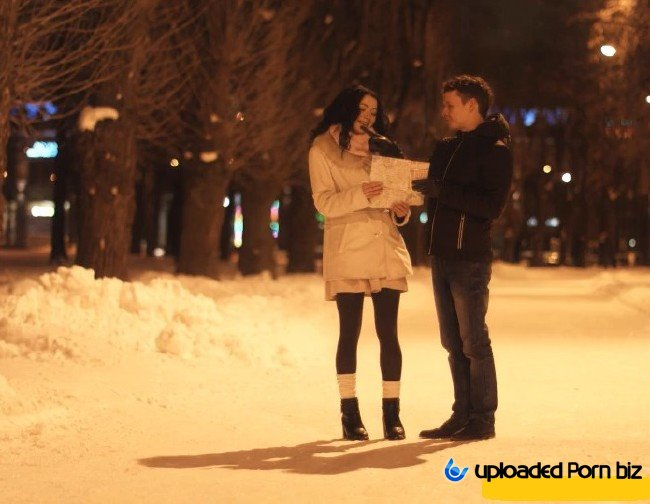 Emily Bender Sex With Russian Girl After Winter Date SD 540p