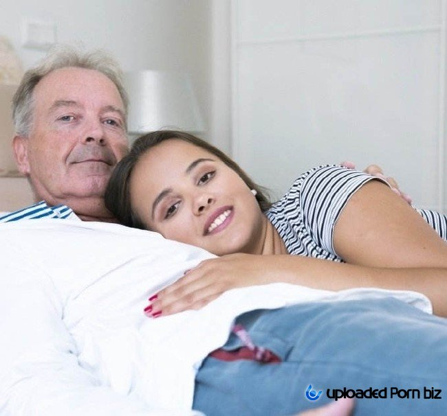 Olivia Nice Love Sex With Old Man FullHD 1080p